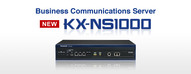 IP-платформа (IP-АТС) Panasonic KX-NS1000RU